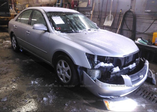 Inventory #223557938 2006 Hyundai SONATA