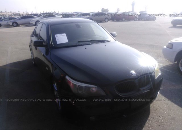 Inventory #988730000 2007 BMW 550