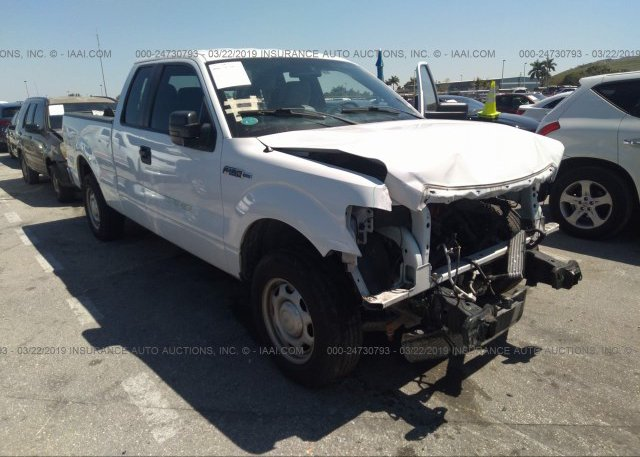 Inventory #769072960 2014 FORD F150