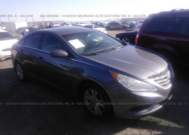 Inventory #404291965 2012 Hyundai SONATA