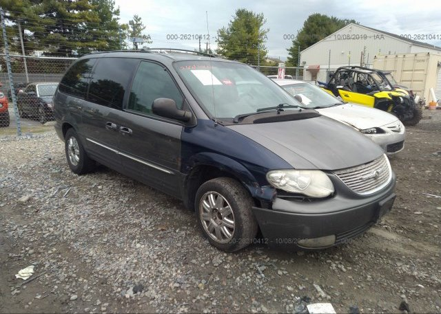 Inventory #655754119 2004 Chrysler TOWN & COUNTRY