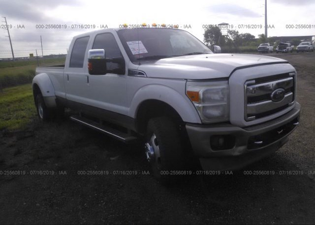 Inventory #802308512 2012 FORD F350