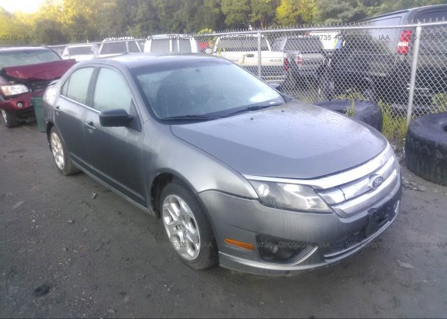 Inventory #224337694 2010 FORD FUSION