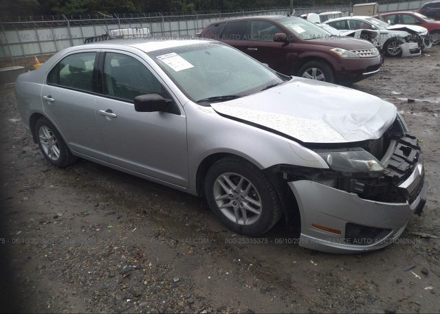 Inventory #457955261 2012 FORD FUSION