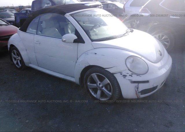 Inventory #341791420 2007 Volkswagen NEW BEETLE