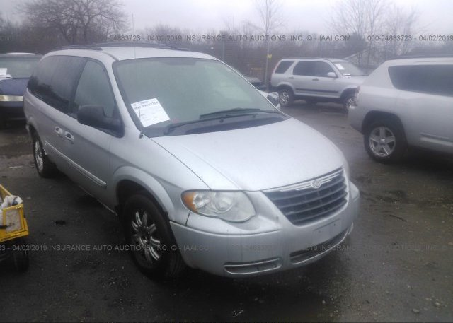 Inventory #187287716 2005 Chrysler TOWN & COUNTRY