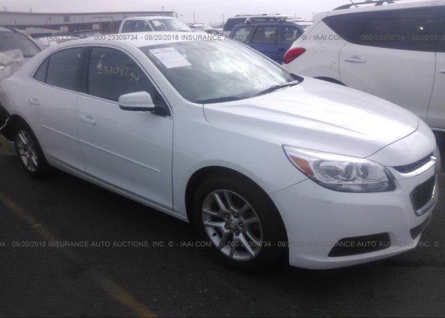 Inventory #177529717 2015 Chevrolet MALIBU