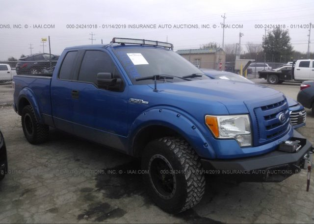 Inventory #443735449 2010 FORD F150