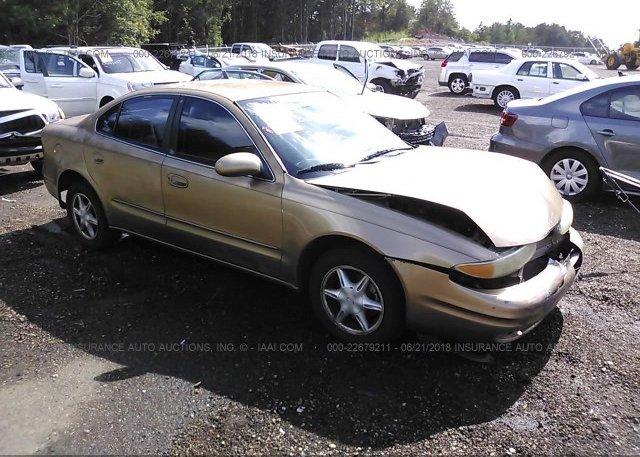 Inventory #572052638 1999 Oldsmobile ALERO