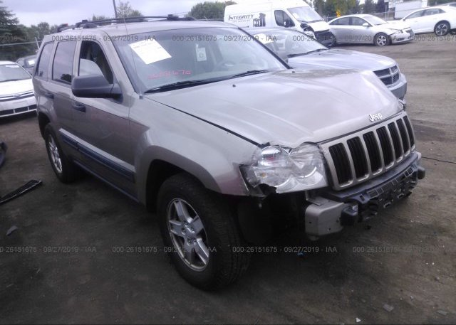 Inventory #891036916 2005 JEEP GRAND CHEROKEE