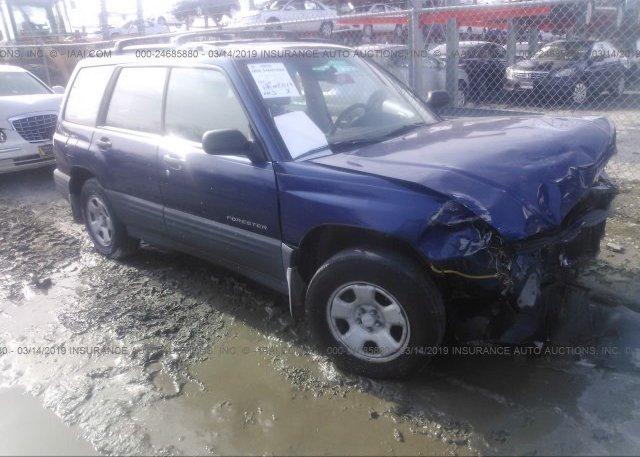 Inventory #845886785 2002 Subaru FORESTER