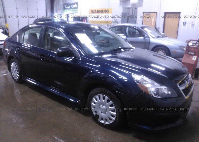 Inventory #168190342 2013 Subaru LEGACY