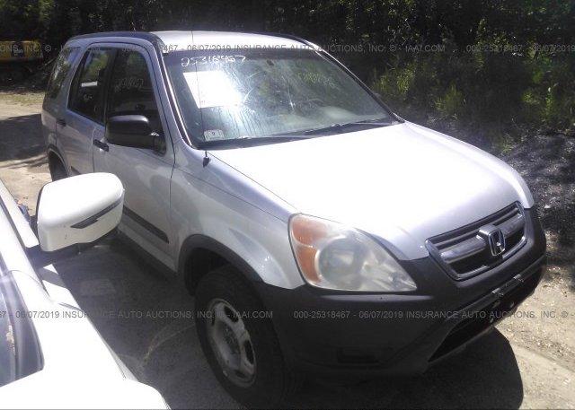 Inventory #226618844 2004 Honda CR-V