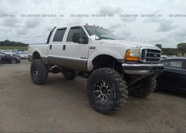 Inventory #494638666 2002 FORD F350
