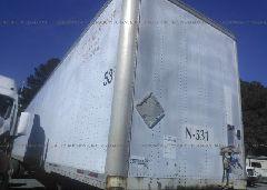 1996 WABASH NATIONAL CORP VAN - 1JJV532U8TL382586 Left View