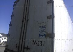 1996 WABASH NATIONAL CORP VAN - 1JJV532U8TL382586 front view
