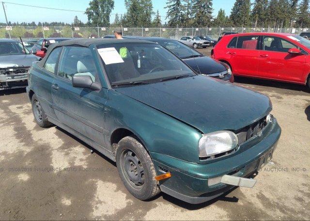 Inventory #303659657 1997 Volkswagen CABRIO