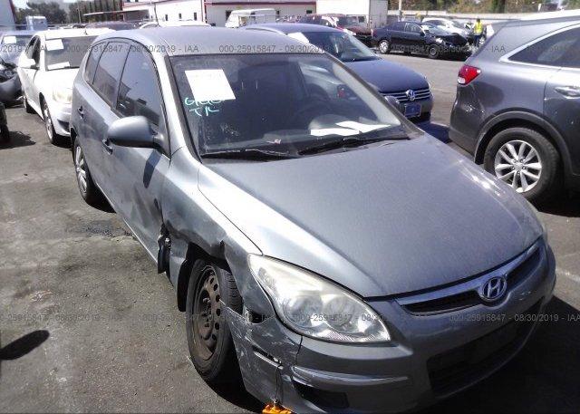 Inventory #676077844 2010 Hyundai ELANTRA TOURING