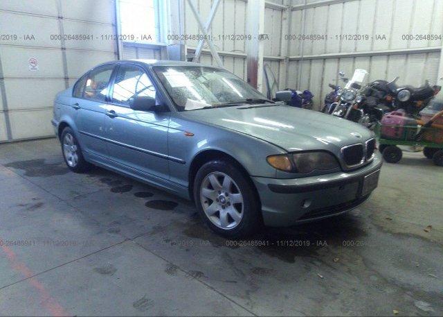 Inventory #840443058 2002 BMW 325