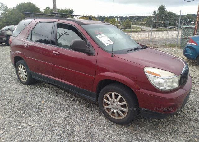 Inventory #269994257 2007 Buick RENDEZVOUS