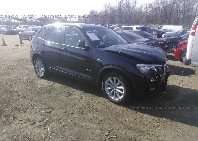 Inventory #807387990 2017 BMW X3