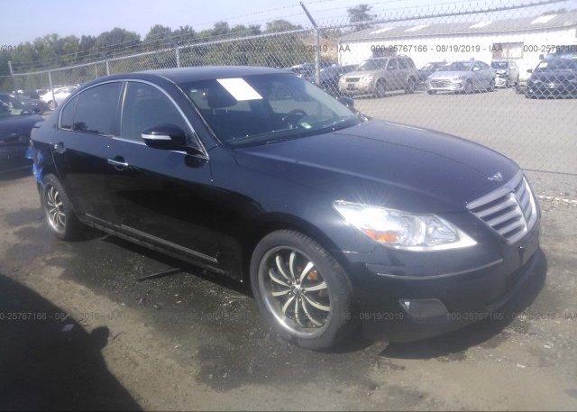 Inventory #711286837 2011 Hyundai GENESIS