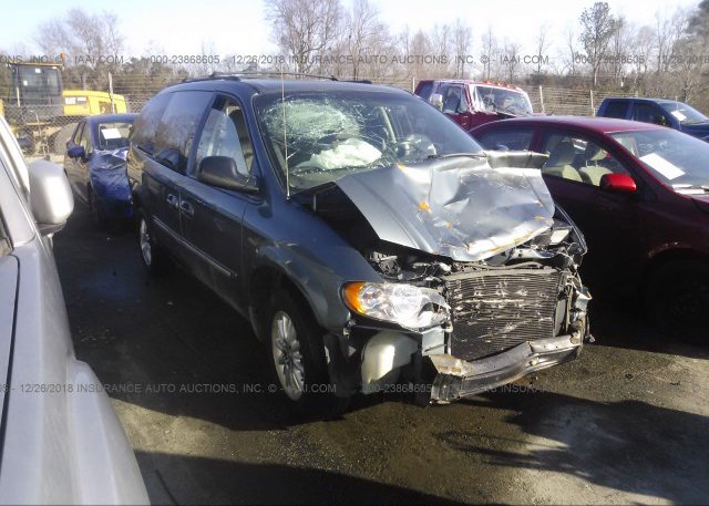 Inventory #382989015 2005 Chrysler TOWN & COUNTRY