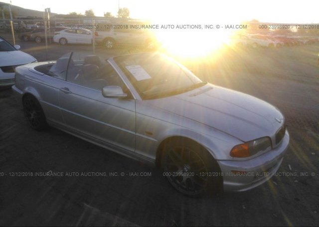 Inventory #297873120 2001 BMW 325