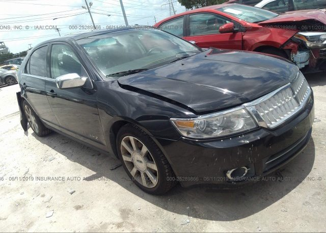 Inventory #339001074 2008 Lincoln MKZ