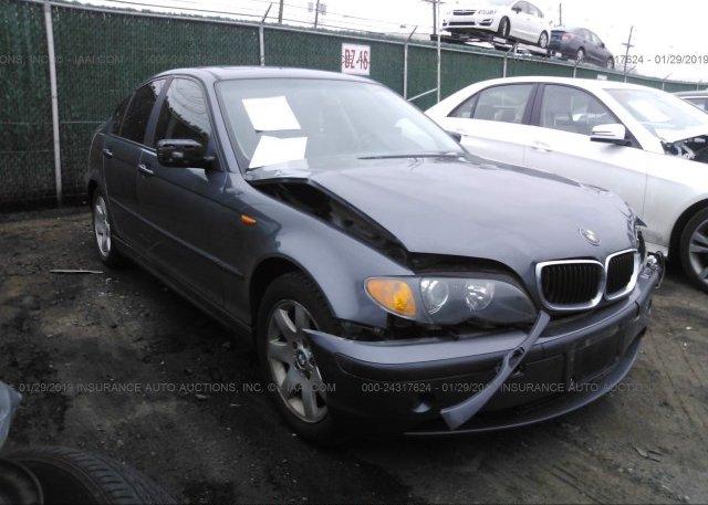 Inventory #301281202 2002 BMW 325