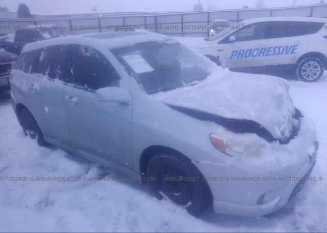 Inventory #598647807 2006 Toyota COROLLA MATRIX