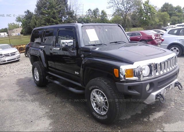 Inventory #705267881 2008 Hummer H3