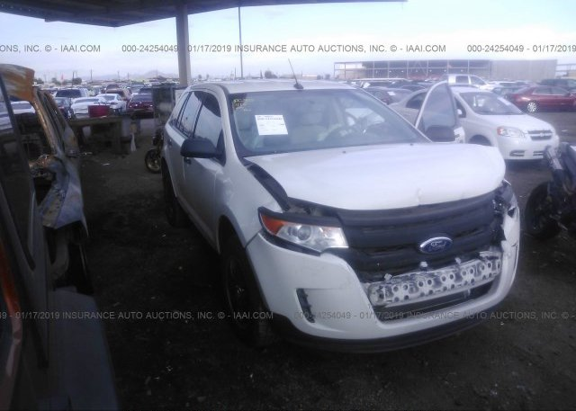 Inventory #397867260 2013 FORD EDGE