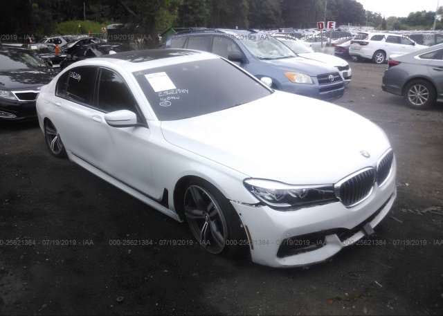 Inventory #423481700 2016 BMW 740