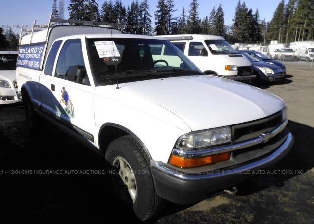 Inventory #176327337 2000 Chevrolet S TRUCK