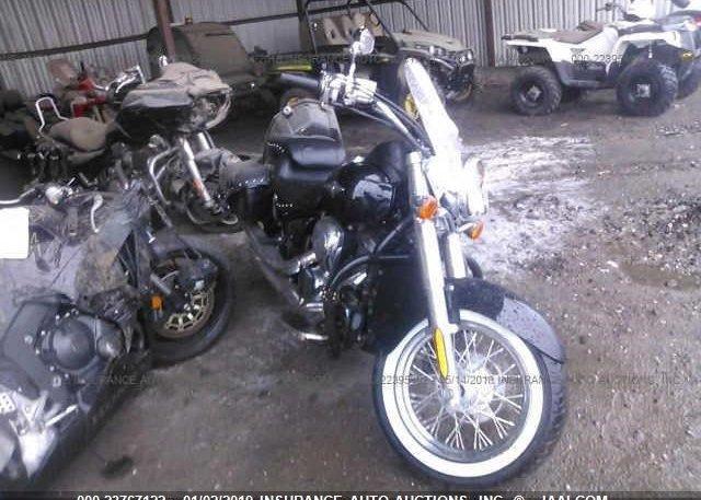 Inventory #138129110 2008 Kawasaki VN900
