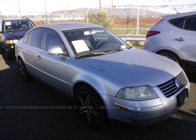 Inventory #645859191 2005 Volkswagen PASSAT