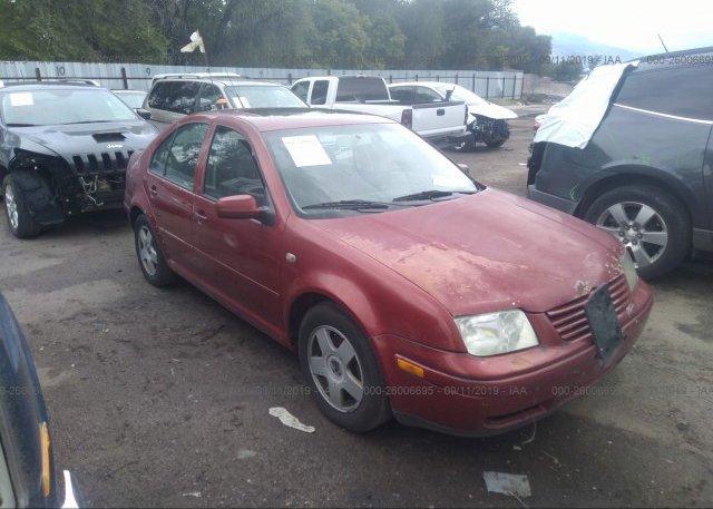 Inventory #840647665 2000 Volkswagen JETTA