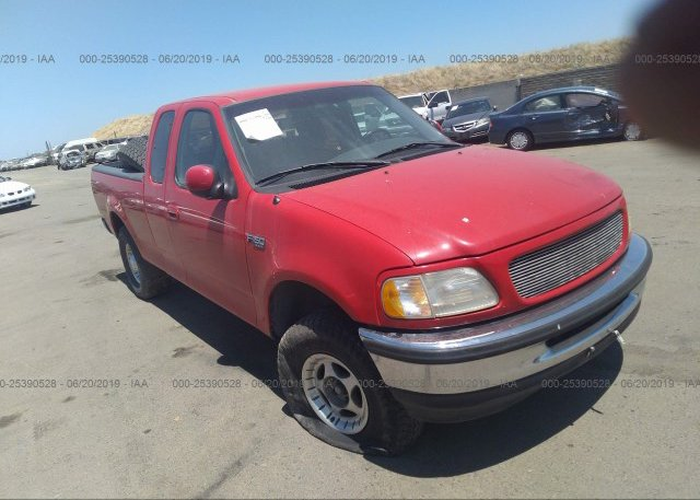Inventory #680691236 1997 FORD F150