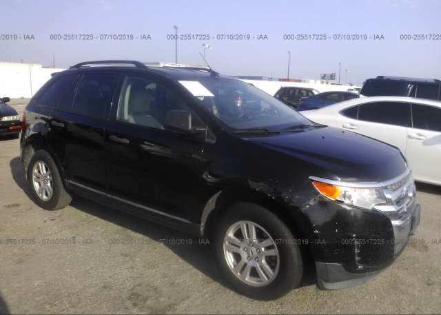 Inventory #533398131 2011 FORD EDGE