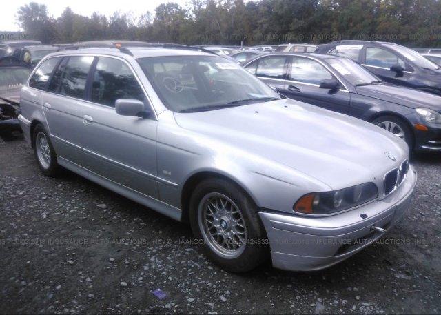 Inventory #342908709 2002 BMW 525