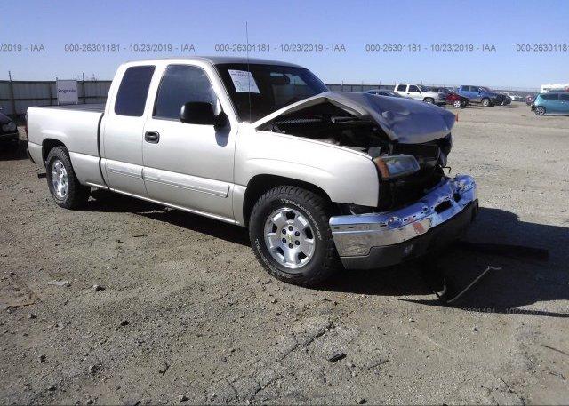 Inventory #897410953 2004 Chevrolet SILVERADO