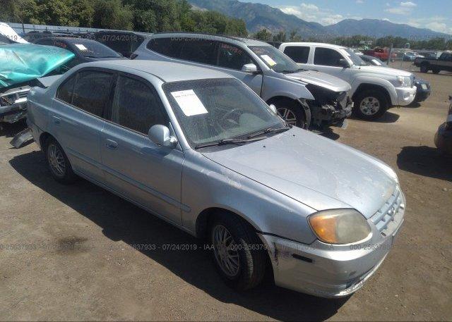 Inventory #941591190 2005 Hyundai ACCENT