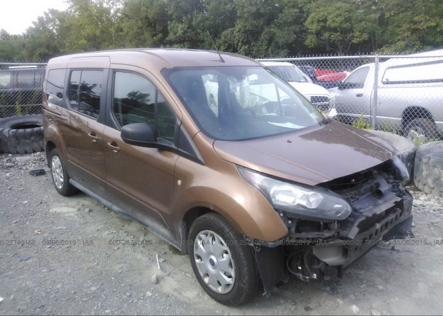 Inventory #452750537 2014 FORD TRANSIT CONNECT