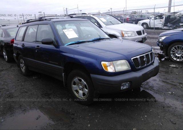 Inventory #956493787 2001 Subaru FORESTER