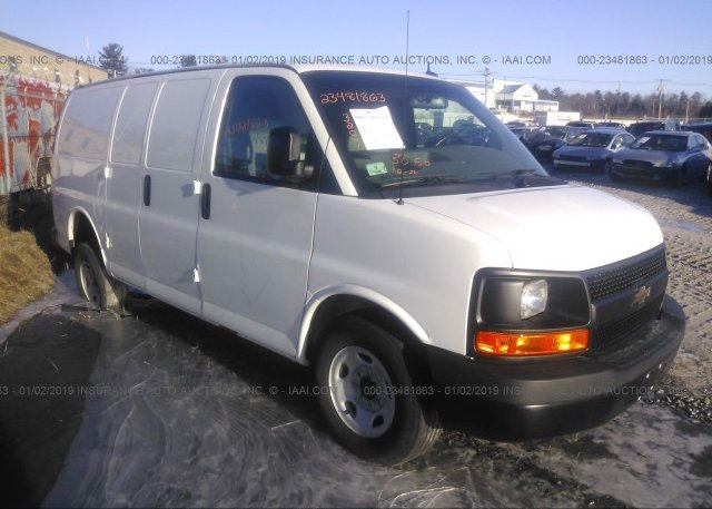 Inventory #642530847 2015 Chevrolet EXPRESS G2500