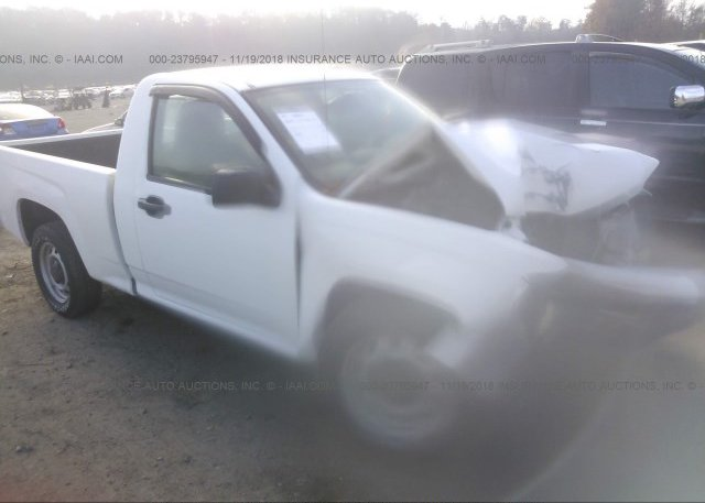 Inventory #106999329 2012 Chevrolet COLORADO