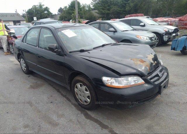 Inventory #172575402 2001 Honda ACCORD