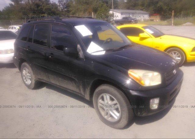 Inventory #668512696 2002 Toyota RAV4