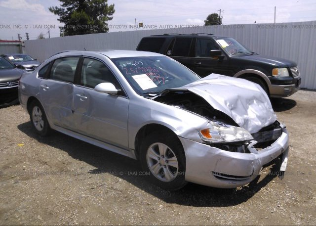 Inventory #143874034 2014 Chevrolet IMPALA LIMITED